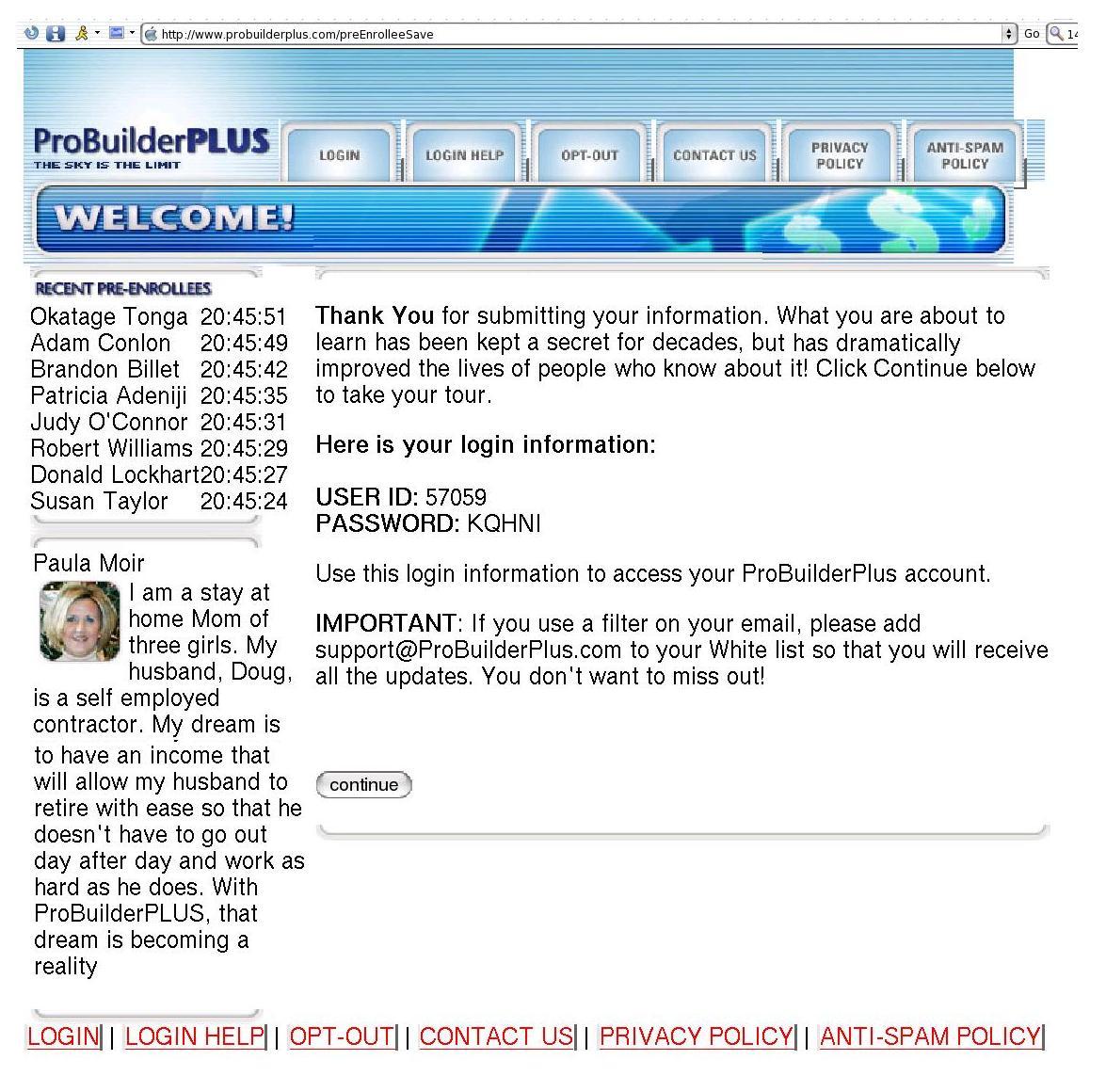 Wehrhafte Medizin!, MLM: Menschenmuehle ProBuilderPlus com